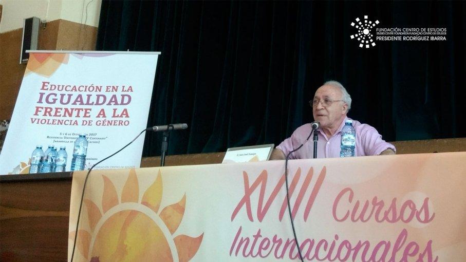 Conferencia Juan José Tamayo